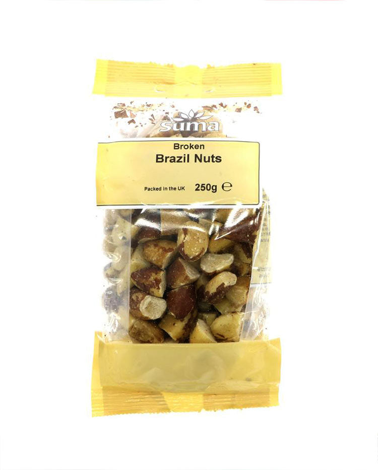 Brazil Nuts High in Protein