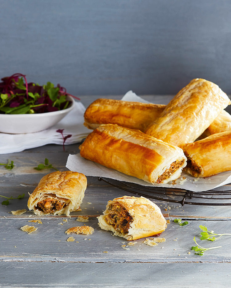 Sausage Rolls - 4 x Pack