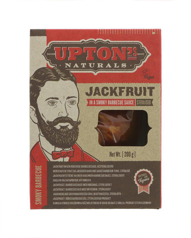 Jackfruit Pieces - BBQ 200g