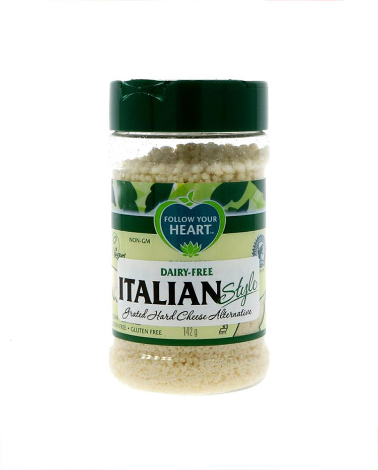 Follow Your Heart Italian Style Grated 142g