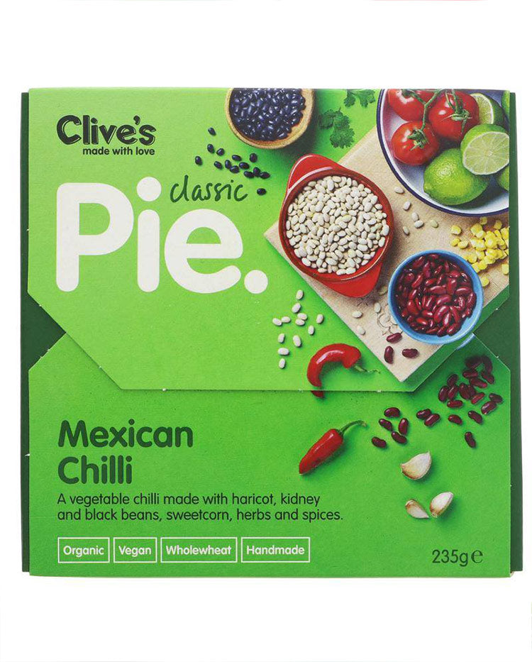 Mexican Chilli Pie 250g