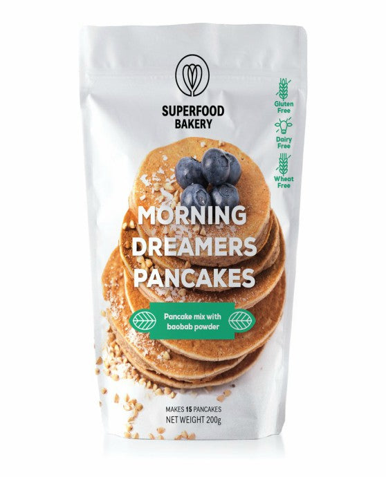 Superfood Bakery Gluten Free Pancake Mix 200g