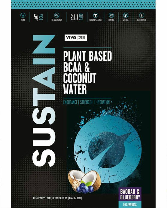 VIVO Sustain - Baobab & Blueberry - 300g