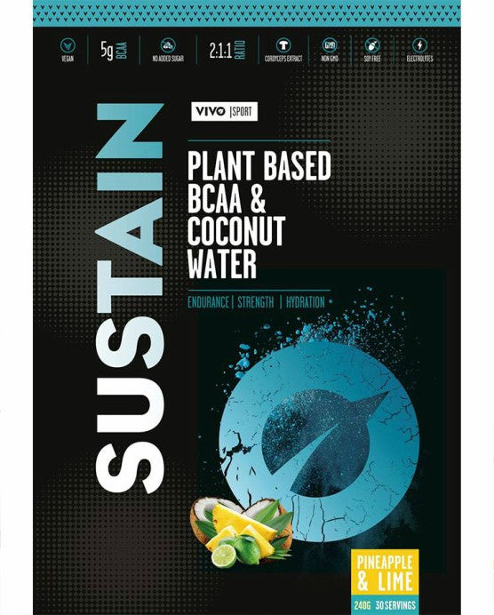 VIVO Sustain - Pineapple & Lime - 300g