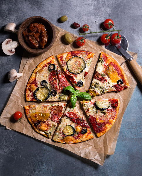 Plant Power® Sourdough Pizza - Mediterranean Veg - 425g