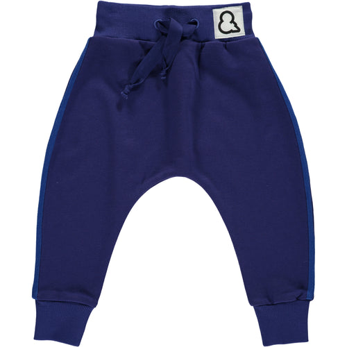 Boys&Girls baggy pants in organic cotton