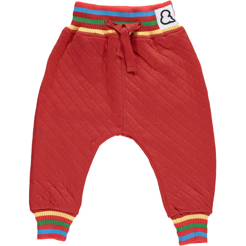 Boys&Girls Quilt Pants in Organic Cotton