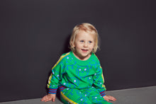 Boys&Girls Twit Twoo Crew in Organic Cotton