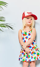 Boys&Girls Bouncy Print Dress in Organic Cotton