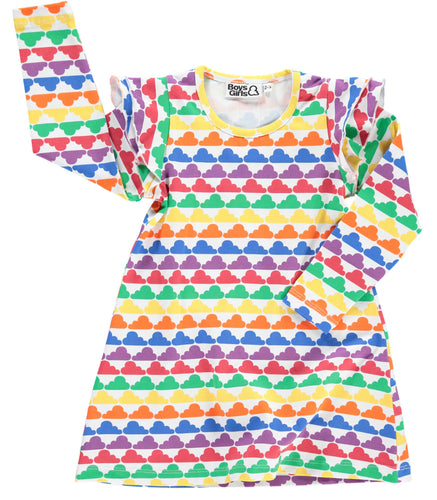Boys&Girls Day Dreamers Dress in Organic Cotton