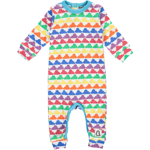 Boys&Girls Day Dreamers Baby Romper in Organic Cotton
