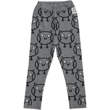 Boys&Girls Night Owls Knitted Leggings in Organic Cotton