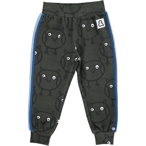 Boys&Girls Night Owls Track Pants in Organic Cotton