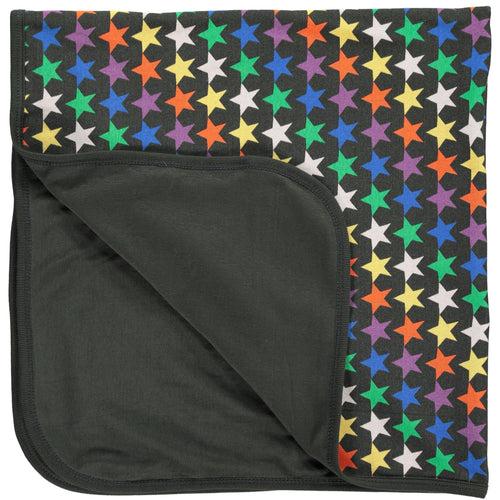 Boys&Girls Night Stars Blanket in Organic Cotton