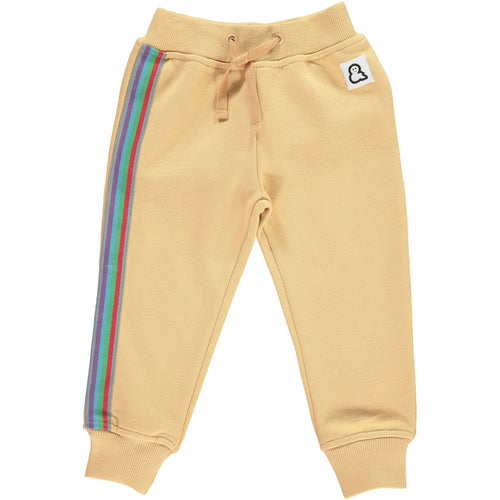 Boys&Girls Stripes Track Pant in Organic Cotton