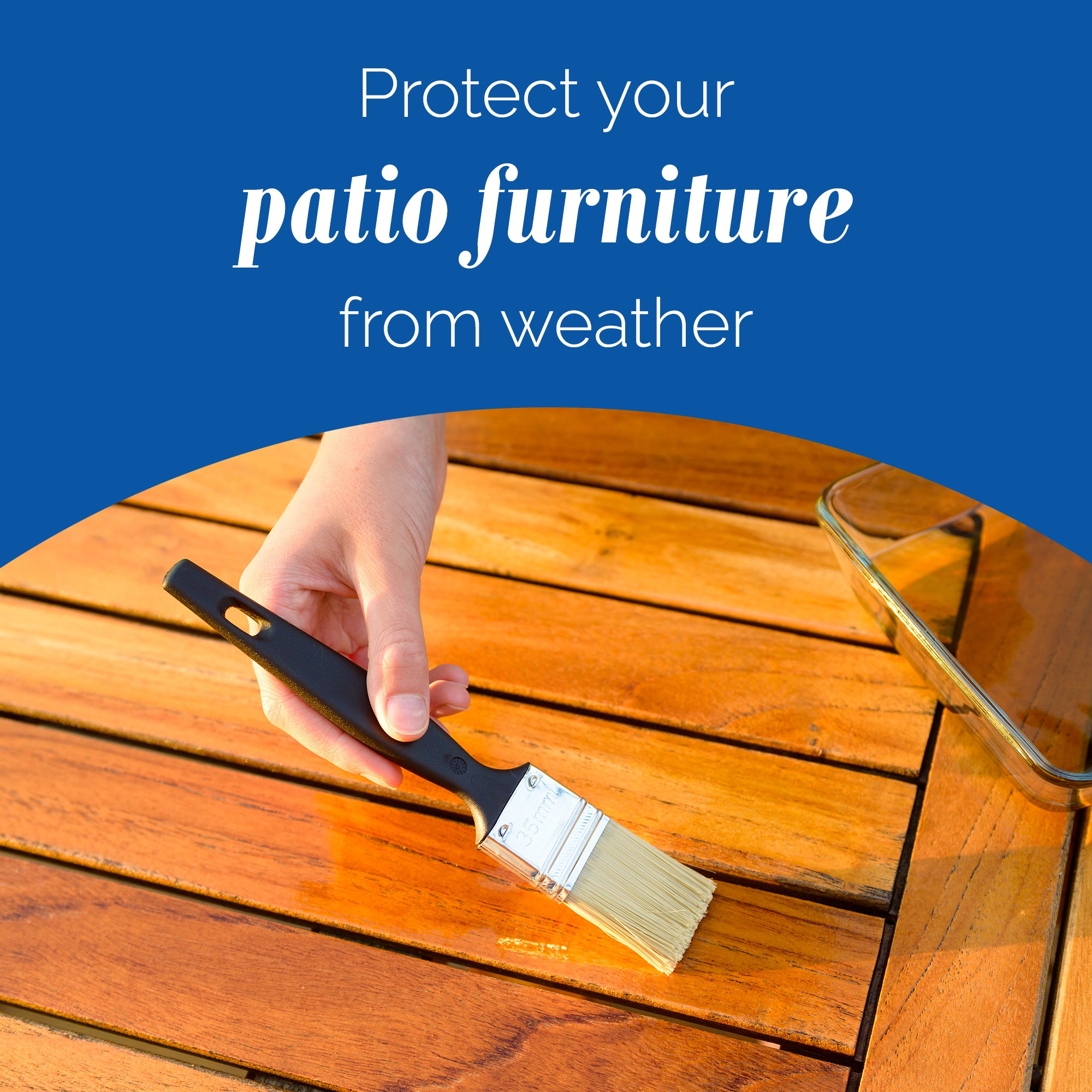 Top 3 Tips To Protect Your Wooden Patio Furniture
