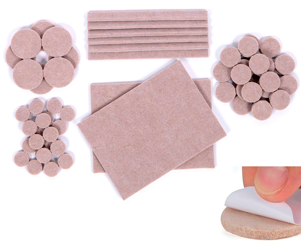 Heavy-Duty Felt Pads For Furniture