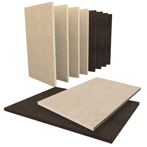 Furniture Felt Pads Floor Protectors 11x15cm Heavy Duty Felt Sheets 5mm Cut Best Adhesive Felt Pads for Furniture Feet Chair Leg Floor Protectors
