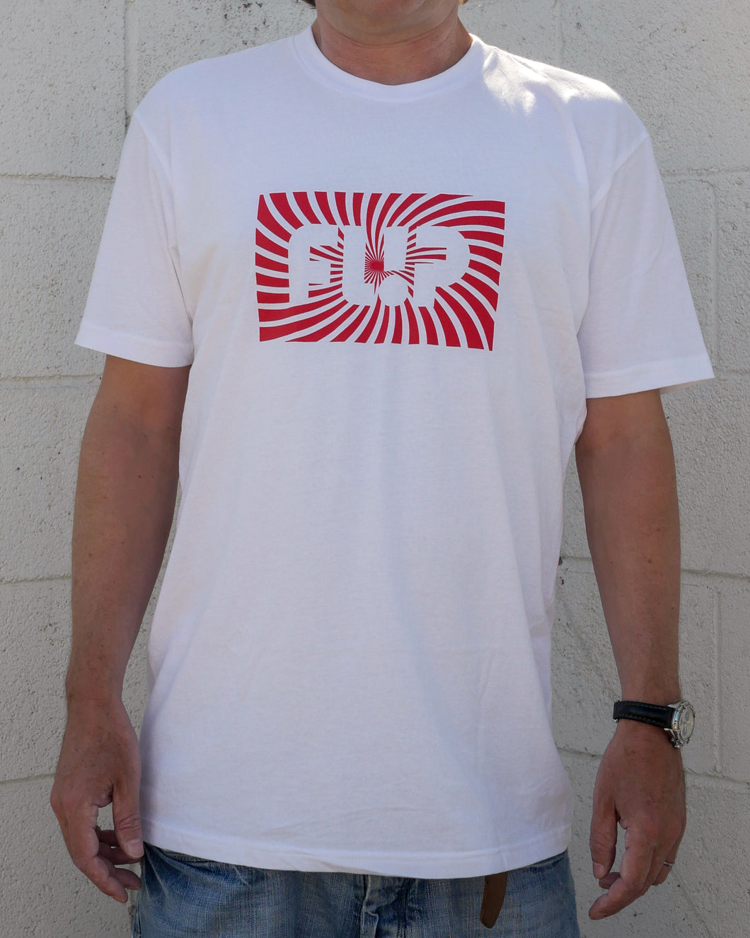 Spiral Logo t-shirt - Black or White Colorways - (free USA shipping)