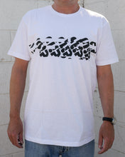 Glitch Logo t-shirt - Black or White Colorways - (free USA shipping)