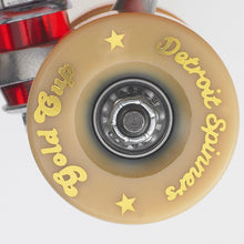 Gold Cup Peanut White Skateboard Complete