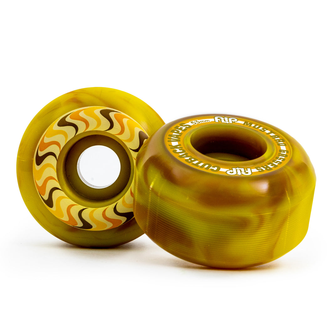 Team Cutback Mustard Gassers 53mm 99a