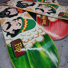"Penny Rasta Stain Cheech and Chong 8.25"" x 32.50"""
