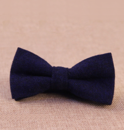 Lilac Blue Bow