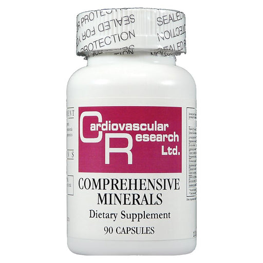 Comprehensive Minerals 90 Capsules