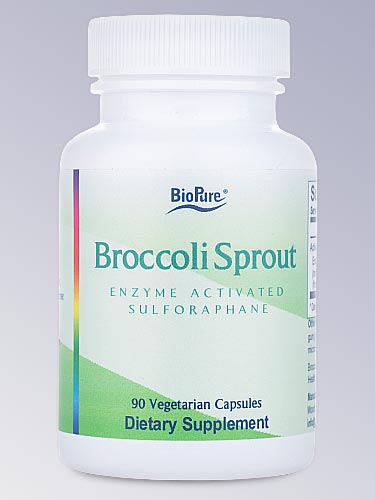 Broccoli Sprout 90 Capsules