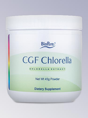 CGF Chlorella Powder 45g