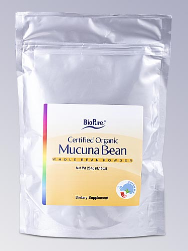 Organic Mucuna Bean Powder