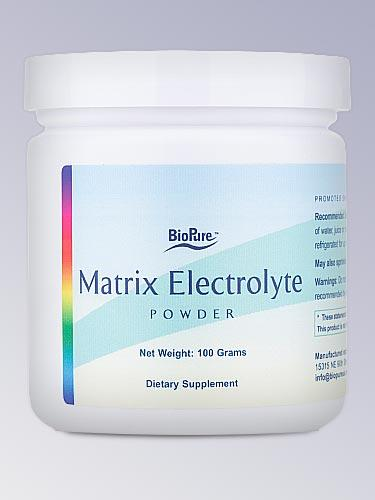 Matrix Electrolyte Powder 100g