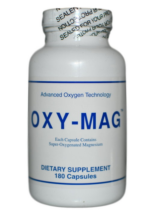 OXY-MAG 180 Capsules