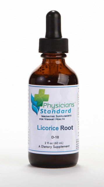 Licorice Root 2 oz Physician's Standard
