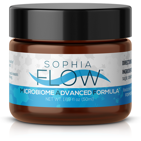 NEW Sophia Flow™ - Microbiome Advanced Formula