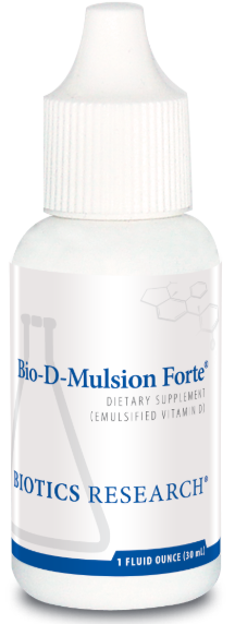 Bio-D-Mulsion Forte 1 oz