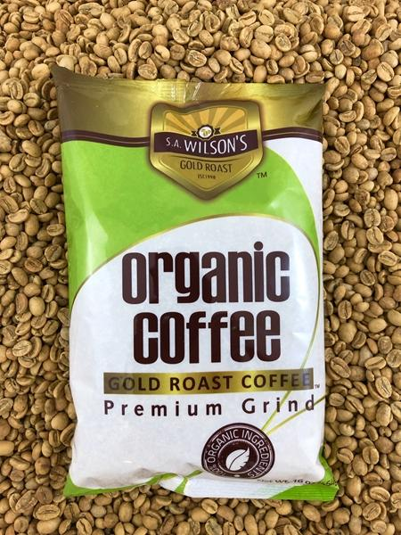 S.A. Wilson's Ground Coffee 1 lb
