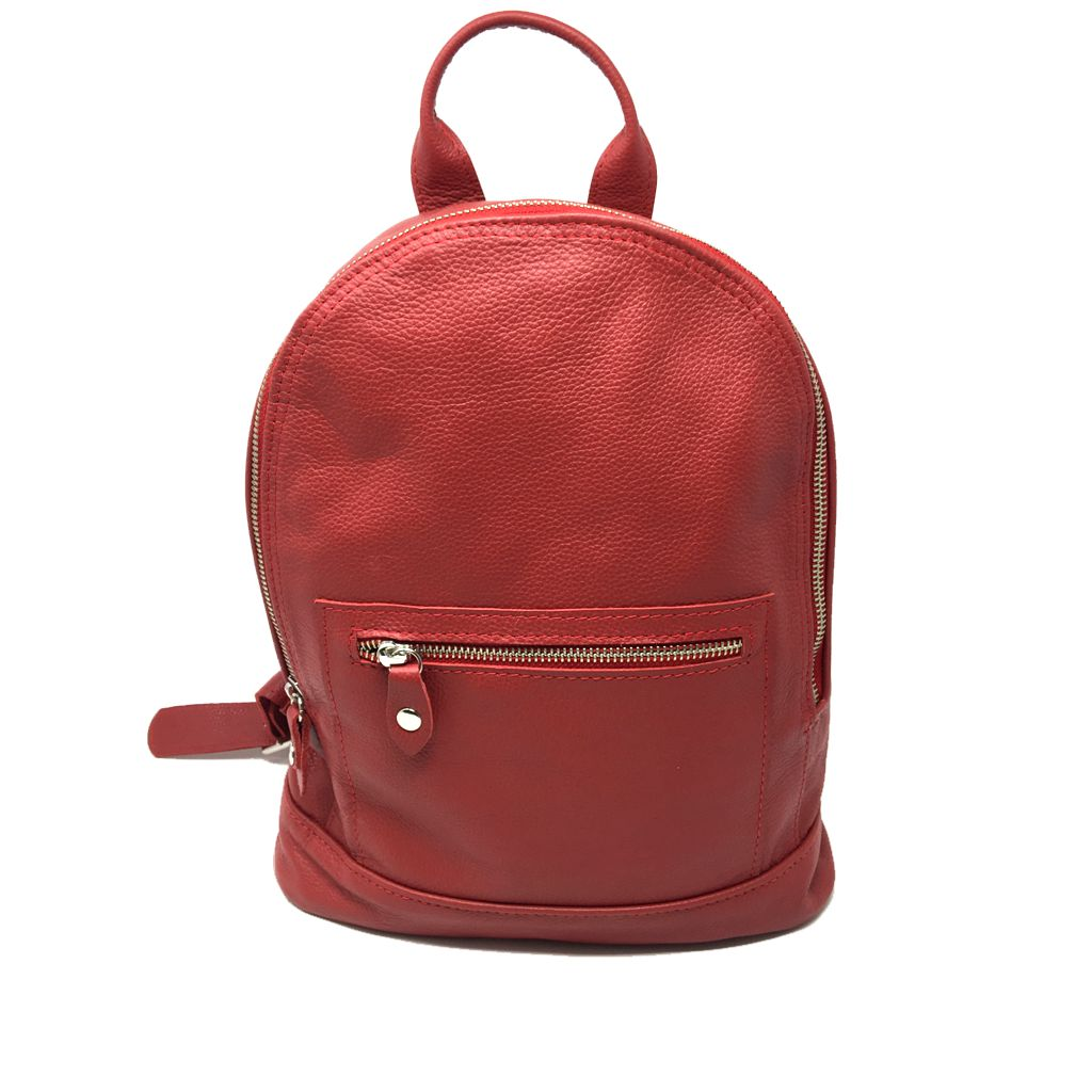 Gal Red Backpack