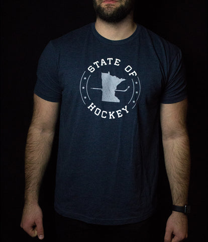 State of Hockey Traditional T-Shirt (Adult)
