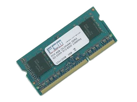 DDR3 4GB 1066MHZ SO-DIMM X APPLE VERS.BULK-PER IMAC\MACBOOK OLD