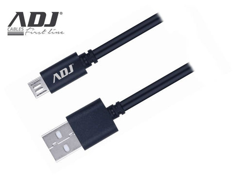 CAVO USB 2.0 A-MICRO A 1,5MT BK SPEEDY CABLE FAST CHARGE 3A ADJ