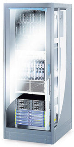 "Intellinet 19"" Server Cabinet 42U Rack indipendenti Grigio"