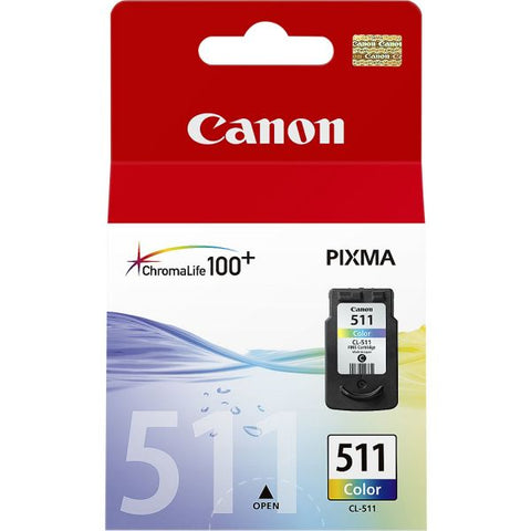 INK CANON CL-511 COLOR PIXMA240/260