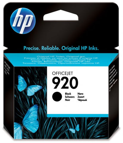 INK HP CD971AE 920 NERO 420 PAG.