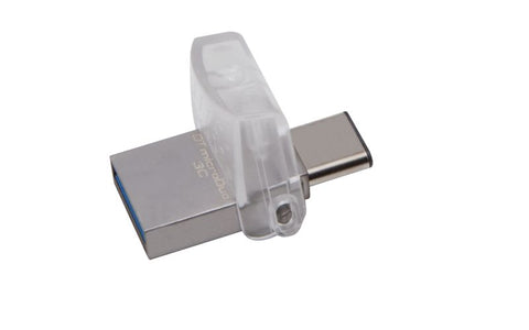 PEN DRIVE 3.0 128GB OTG DTDUO DTDUO3C/128GB KINGSTON