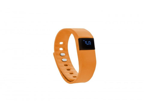 FIT BAND GOCLEVER ORANGE 240X220 PX OLED BLUETOOTH 4.0 LE