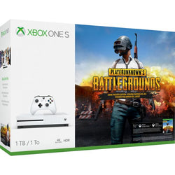 MICROSOFT XBOX ONE 1TB INCL PLAYERUNKNOWNS BATTLEGR. USK 18