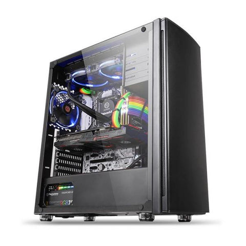 CASE MID-TOWER NO PSU VERSA H27 TG USB 3.0*2 2.0*2 VETRO TEMPERATO