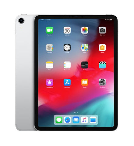 "TABLET IPAD PRO 11"" 256GB CELL SILV ER"
